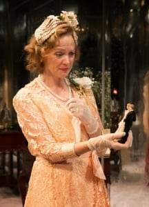 "Kristin Griffith as Mrs. Ollie Espenshade in ""The Fatal Weakness"" (Photo: Richard Termine)"
