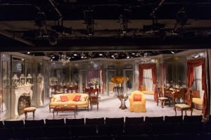 Sets by Vicki R. Davis and Lighting by Christian DeAngelis (Photo: Richard Termine)