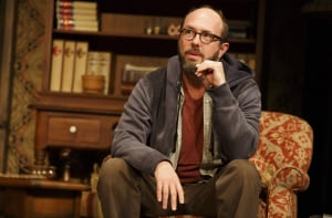 "Eric Lange in ""The Country House"" (photo: Joan Marcus)"