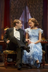 "Fran Kranz & Rose Byrne in ""You Can't Take It With You"" (photo: Joan Marcus)"