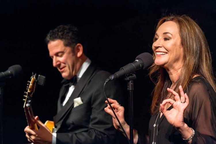 John Pizzarelli with Jessica Molaskey