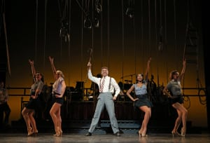 "Brian Stokes Mitchell in ""The Band Wagon"" (photo: Joan Marcus)"