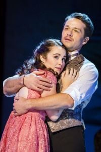 "Lauren Worsham & Julian Ovenden in the NY Philharmonic's ""Show Boat"" (photo: Chris Lee)"
